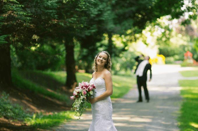 Beautiful bride - Mrs Mum