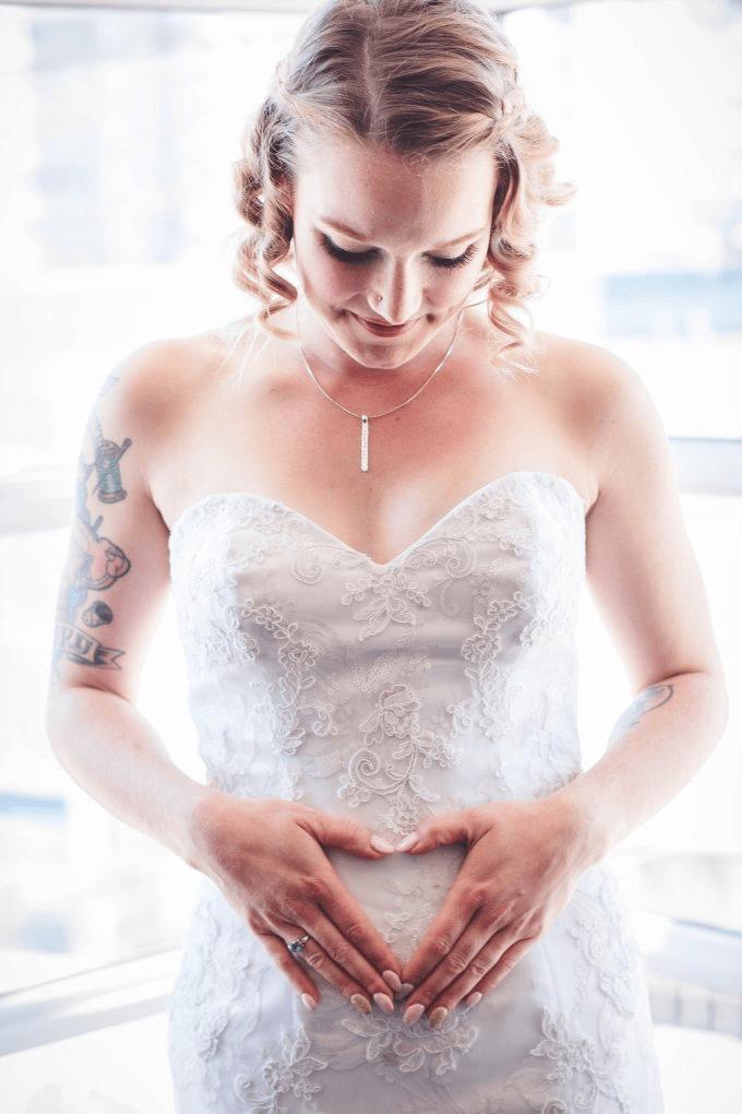 Blissful bride - Lifeasmrsmum.com